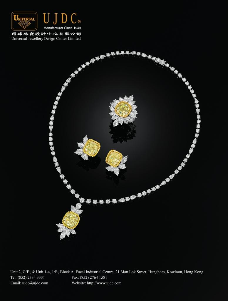 Universal Jewellery Design Ctr Ltd Hong Kong Jewelry